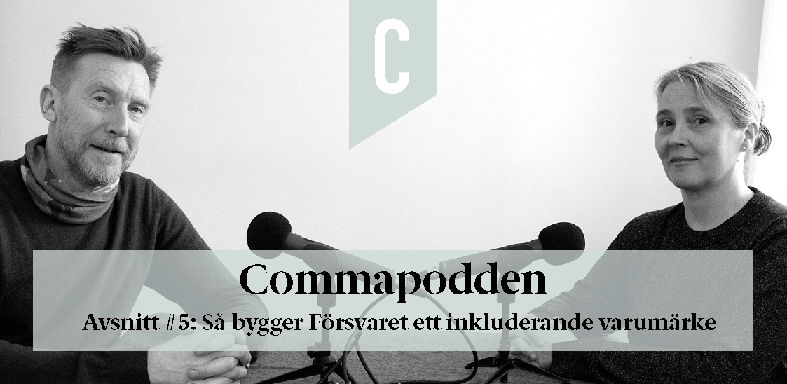 Commapodden
